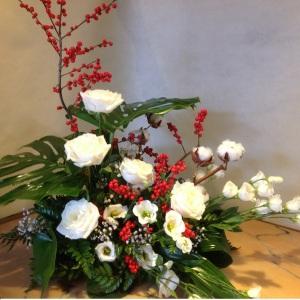 Centrotavola fiori freschi € 35,00