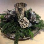 Centrotavola natalizio €30,00
