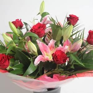 lilium e rose